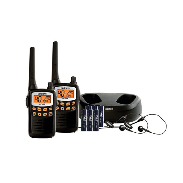Uniden UH710SX-NB 4 Radio Kit